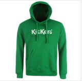 Custom Nice Cotton/Polyester Printed Hoodies Sweatshirt of Fleece Terry (F057)