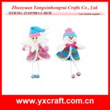 Christmas Decoration (ZY14Y598-1-2) Christmas Ornaments Prices Santa Claus Statues
