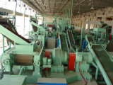 Scrap Tire Recycling Plant for Rubber Granules or Rubber Powder