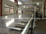 PMMA Optical Sheet Line PMMA Light Guide Plate Manufacturing Plant Transparent Sheet Extrusion Line