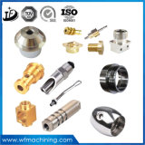 Machining Aluminum/Brass/Stainless Steel Part Shaft/Auto Part/Hardware/5 Axis CNC Machining Parts in Machine Shop