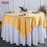 Polyester Jacquard Table Cover