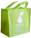Lime Green Shopping Bag (hbnb-511)