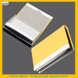 Pocket Leather Card Holder Exquisite Magnetic Attractive Name Card Case Business Gift Card Box
