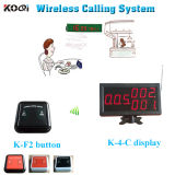 Factory Price for Restaurant Hotel Equipment Number Calling System