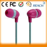Stereo Super Bass Earbuds Factory Pink Earphone