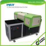 A2 Dual Head for Cotton DTG Textile Printer