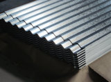 Hot Dipped Galvanized Corrugated Steel Sheet (Dx51d, SGCC)
