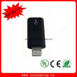 Micro USB Female to 8 Pin Lightning Male Adapter