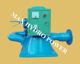 Double Turgo/Pelton Water Turbine Generator