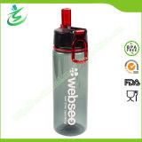 650ml Wholesale Trtian Water Bottle with Filp Top