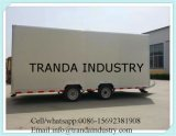 Worldwide Cart Kiosk and Transport Trolley Automatic Street Vending Carts