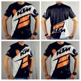 Short Sleeve Sport Wear Motocross Racing Jersey (ASH03)
