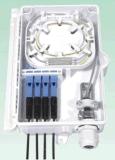 Fiber Optic Terminal Box (FTB Model 4B)