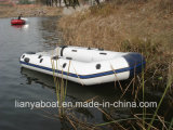 Liya CE Approved 3 Meter Inflatable Boat Professional Boat for Fishing