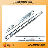 Full Extension Ball Bearing Telescopic Drawer Slide