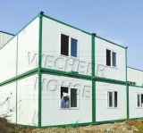 Free Collocation, Low-Cost Assembly, Trv Multi-Story Prefab Modular Housing
