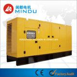 Noiseless 160kw Diesel Generator Set