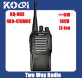 Kq-V8s UHF 400-470MHz 2 Way Radio Transmitter