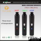 Titan Vaporizer Ceramic Heating Element Dry Herb Vaporizer