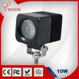 Popular Square 10W CREE LED Headlight for Truck