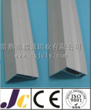 Sand White Anodized Aluminum, Aluminium Alloy (JC-P-50322)
