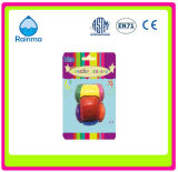 Plastic Crayons with 3D Car Funny Shaped