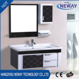 Hot Sell Wall Hotel Bathroom Plastic Vanity Cabinet