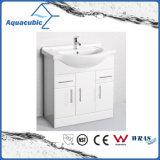 Classic Beautiful High Glossy Finish MDF Bathroom Cabinet Vanity (ACF7532)