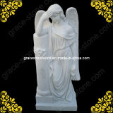 Angel Statue/Angel Headstones as Monument