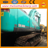 Used Kobelco Crawler Excavator (Sk460) Construction Machine