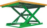 Stationary Lifting Table and CE Certified Scissor Lift.