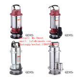 Qdxs 304 Stainless Steel Housing Submersible Water Pump 0.37kw