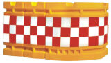 Suzhou Plastic Water Filled Barriers Wholesale