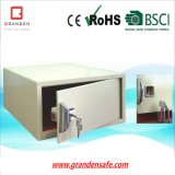 Removeable Key Lock Safe Mechanical Safe Box (G-40KY) , Solid Steel