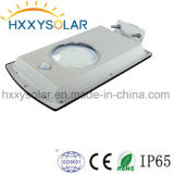 Factory 6W-100W Integrated All in One LED Solar Street Light