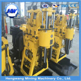 Small Geotechnical Trailer Mounted Water Well Drilling Rig (HW-160)