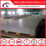 Hot Rolled Galvanized Checkered Steel Plate Price