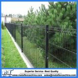 High Quality PVC Coated 3D Garden Fence Panels
