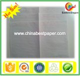 Ivory uncoated 150g book paper