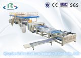 1200-2500mm Single Faced Corrugated Cardboard Production Line