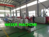 Plastic Extruder Machine / HDPE PPR PP Pipe Machinery