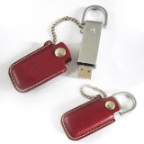 Leather USB Stick (LUFD-208)