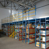 Powder Coating Mezzanine Platform/Steel Platform (SP-006)