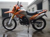 Dirt Bike with Double Mufflers (SP150-NV)