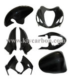 Carbon Fiber Motorcycle Parts Suzuki
