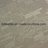 Top Quality Peach Finished 3D Embossed Microfiber Fabric