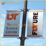 Outdoor Advertising Street Light Pole Banner Sign (BT-SB-006)