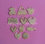 Gold Various Kinds Shop Diamante Metal Dog Tag