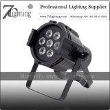 Indoor Lighting 7X10watt LED PAR 575 Stage Lighting (Mini)